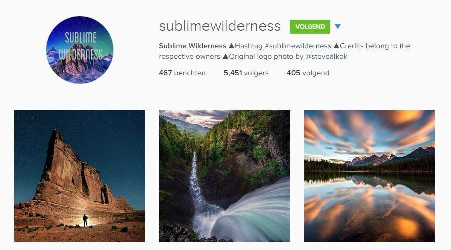 sublimewilderness