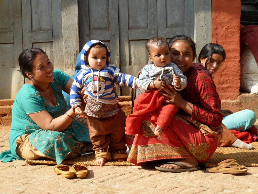family-himalaya