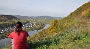 Fall colors & hiking in the Moselle region