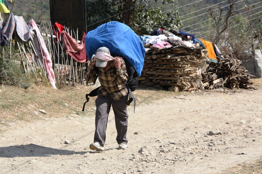 porter-nepal