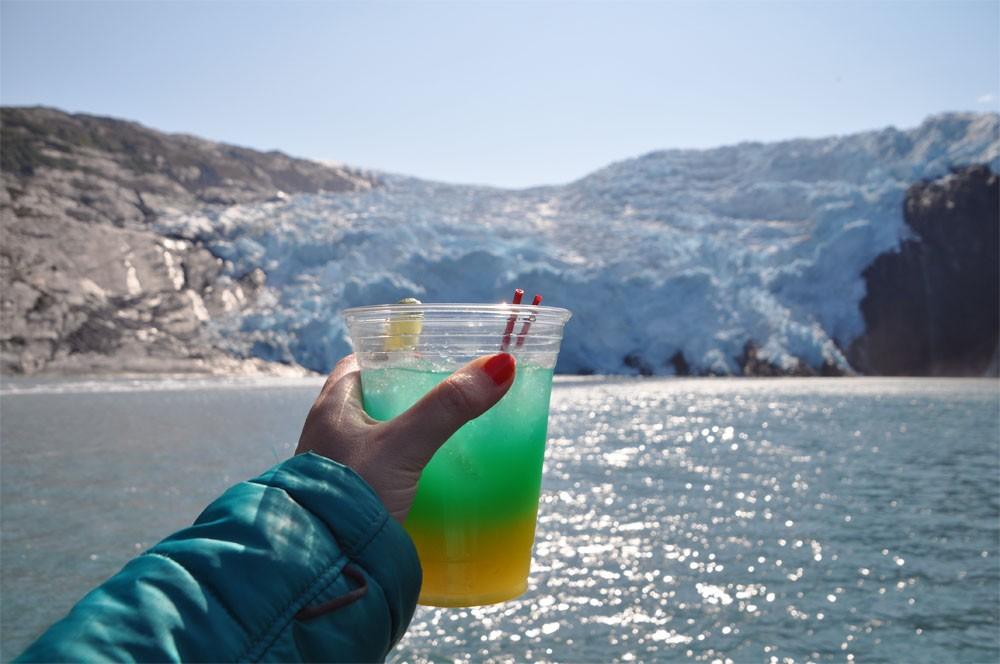 Blacstone Glacier Alaska