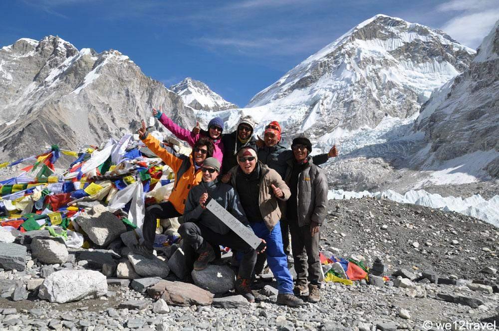 Everest Base Camp 2015