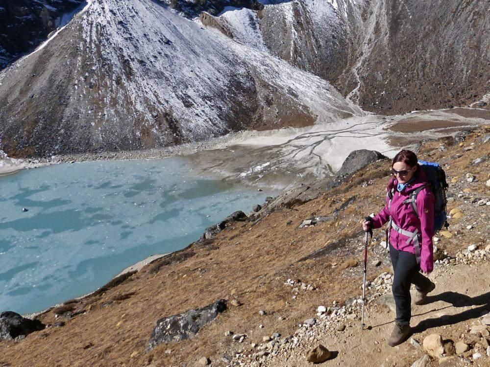 everest base camp trek dzongla lobuche