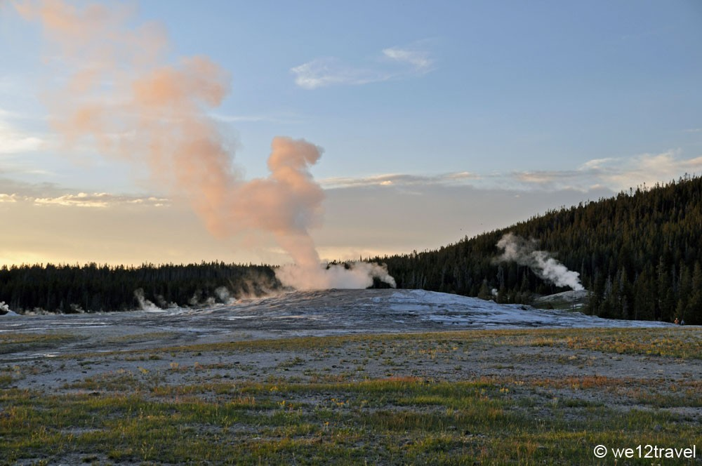 planning voor yellowstone national park