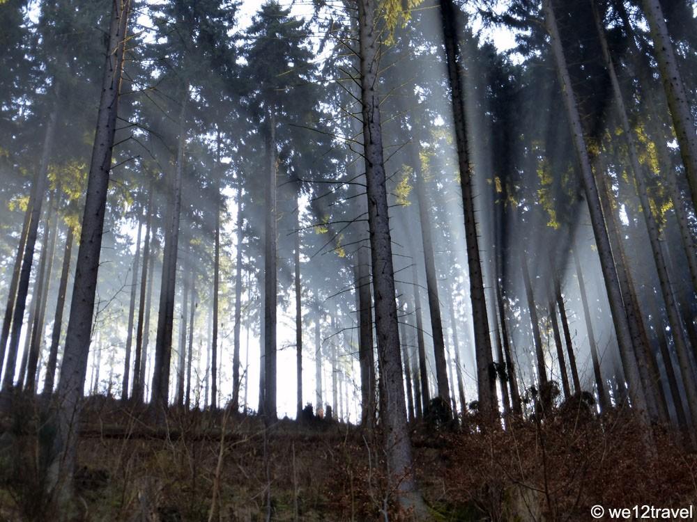hiking in sauerland