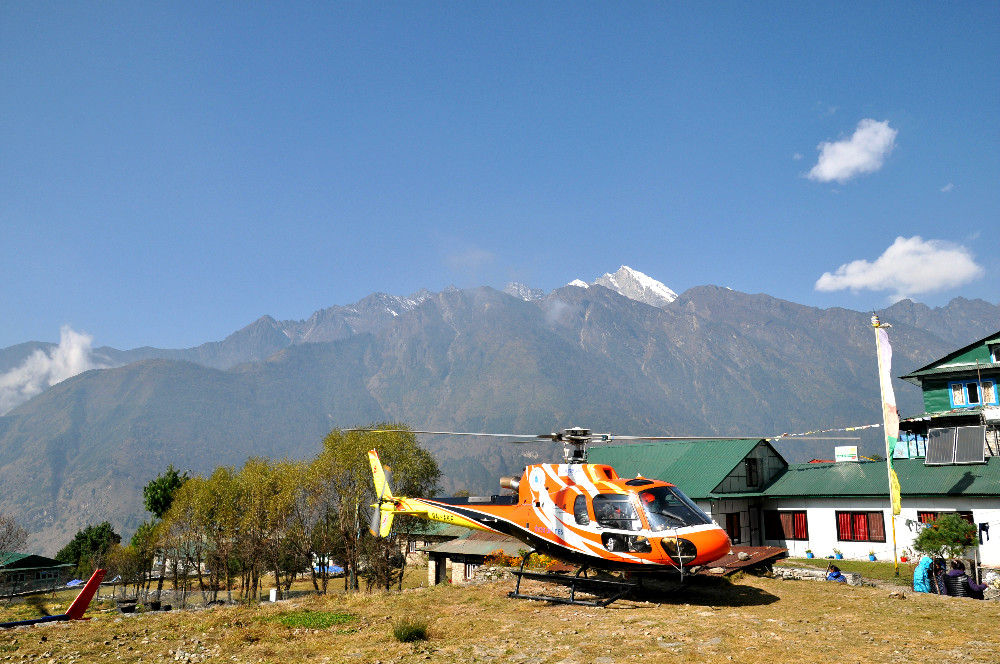 Lukla Airport world's most dangerous airport