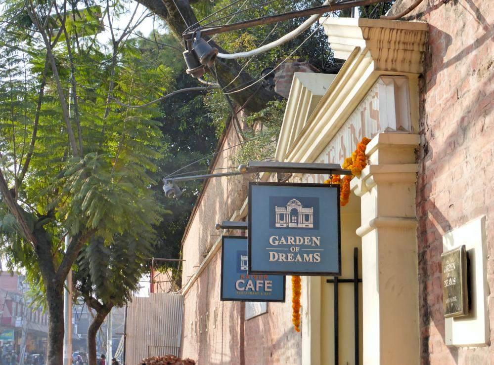 plekken om te eten in kathmandu