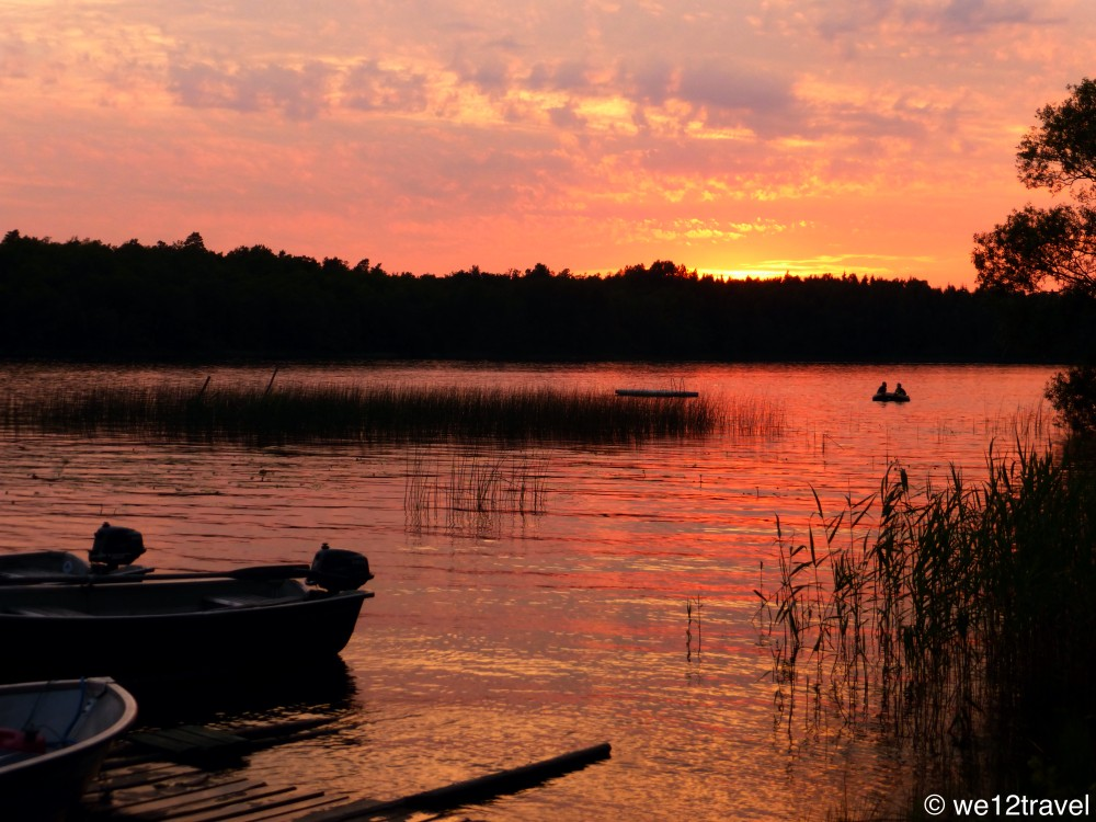 getno gard sunset sweden things to do in smaland