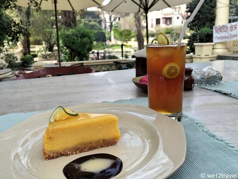 garden of dreams kaiser cafe places to eat in kathmandu