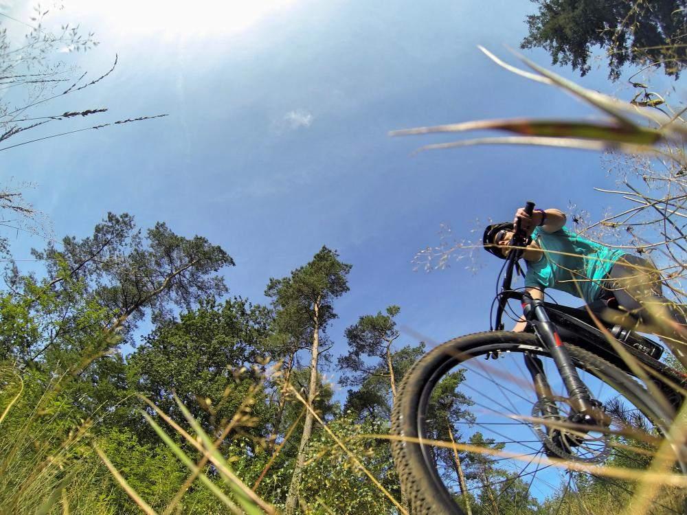 mountainbiking appelscha