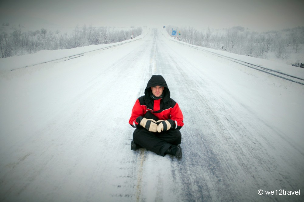 cold weather in finland