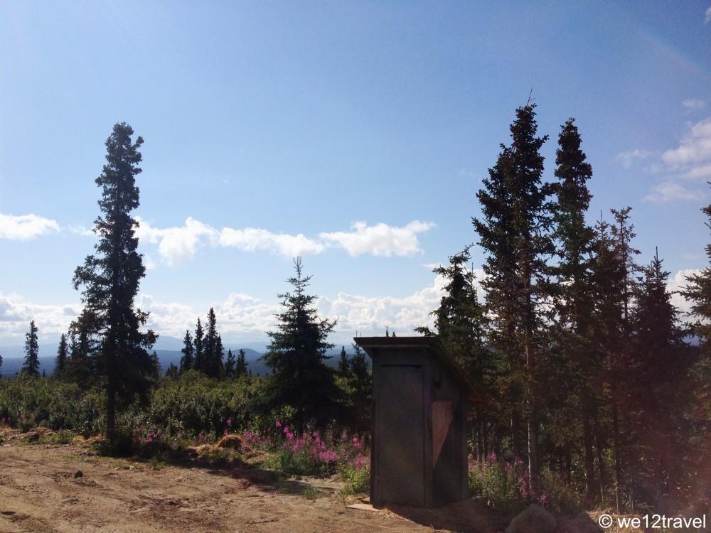 outhouse alaska