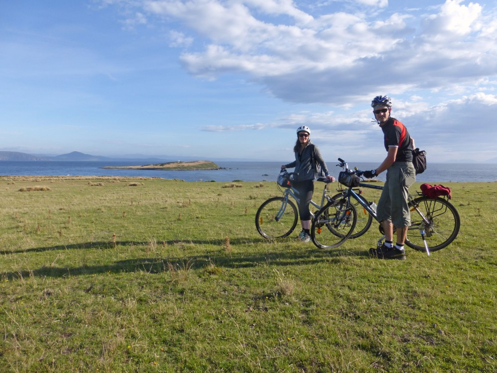 biking-in-tasmania-maria-island