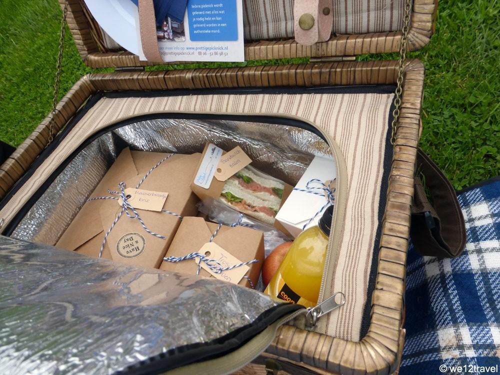 prettige picknick