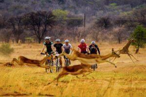 Ga fietsen voor het goede doel!
