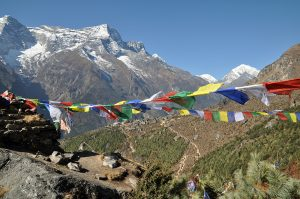 Everest Base Camp trek day 3: Namche Bazaar to Everest View Hotel