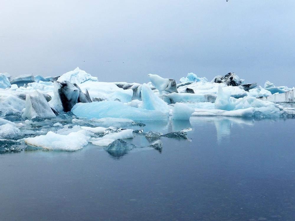 ijslandse zuidkust in 1 dag
