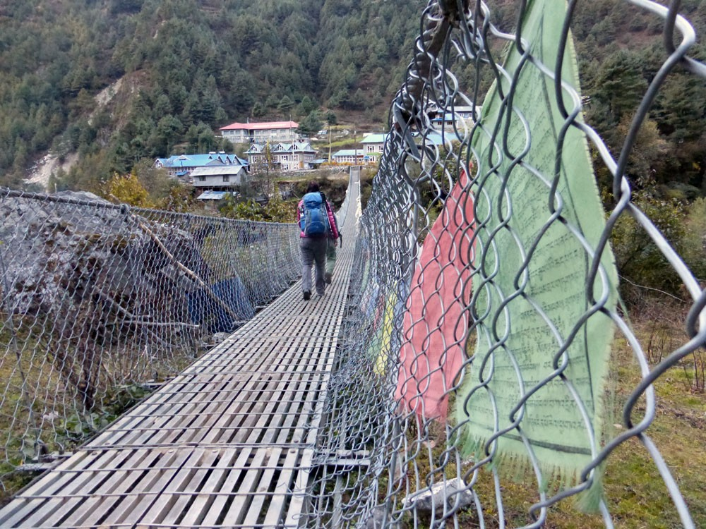 swingbridge nepal