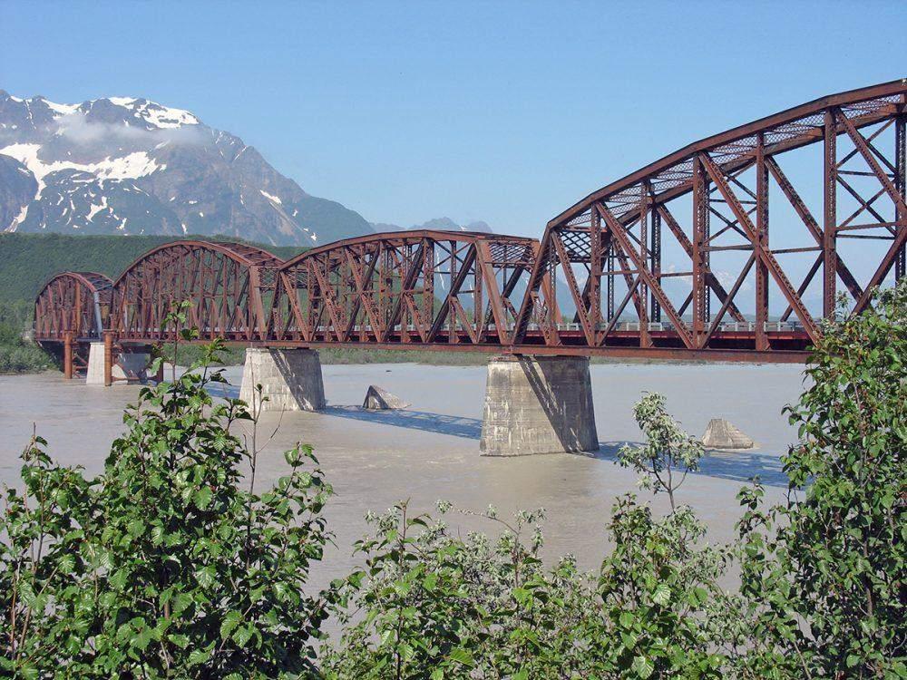 million dollar bridge alaska