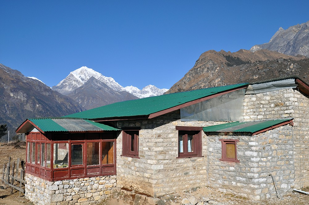 himalayas everest base camp trek