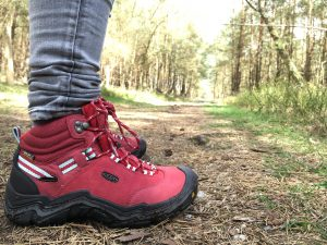 Tested: the Keen Wanderer WP hiking shoes