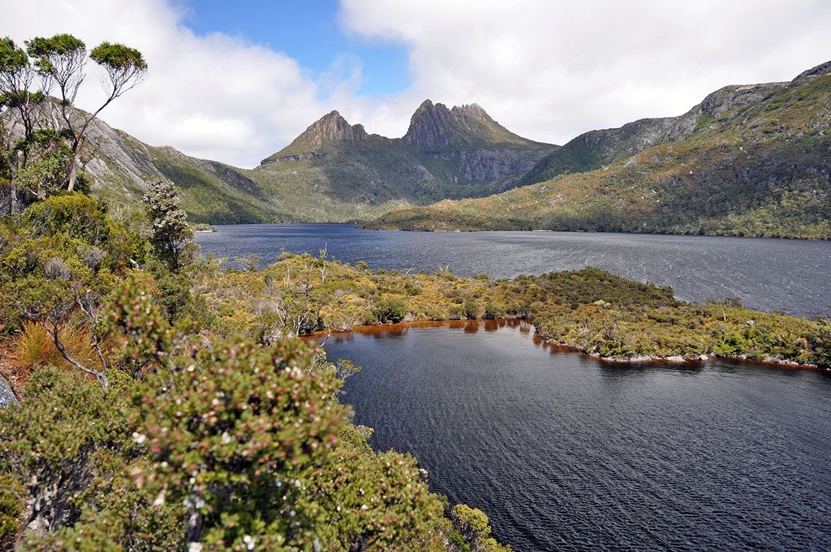 dove lake circuit mooiste wandelingen in tasmanie
