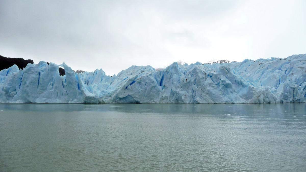 grey glacier glaciar grey torres del paine