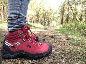 Getest: de Keen Wanderer WP wandelschoenen