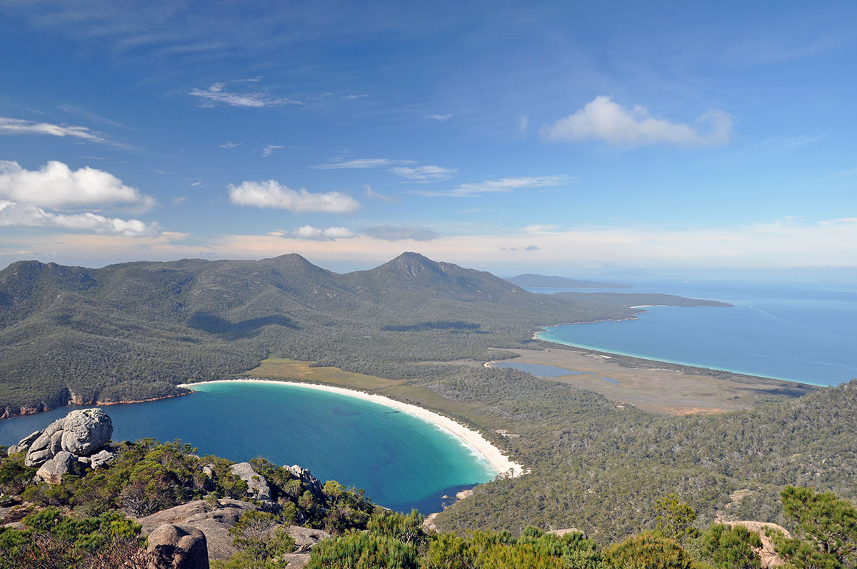 mount amos best hikes in tasmania