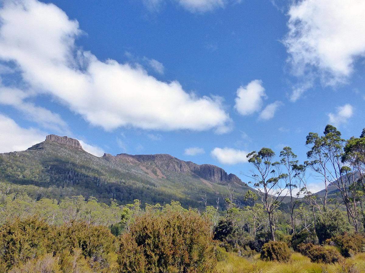 best hikes tasmania overland track