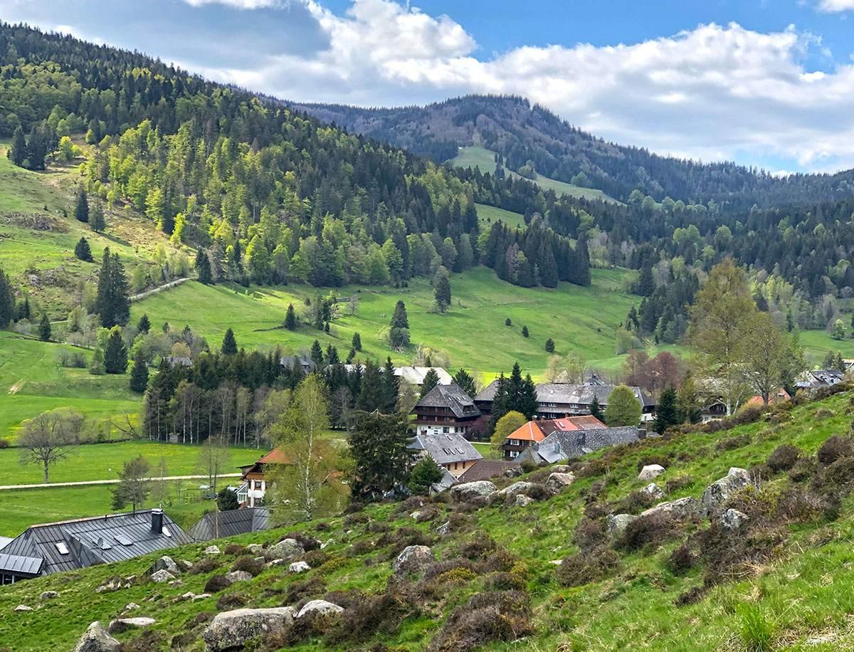 The best multi day hikes in Europe: Albsteig Schwarzwald