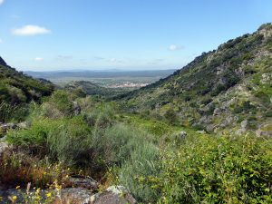 hiking in extremadura