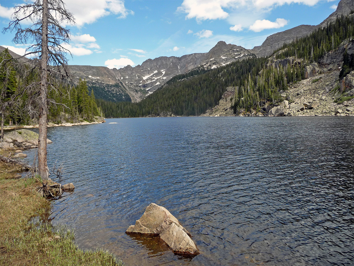 lake verna best hikes in colorado
