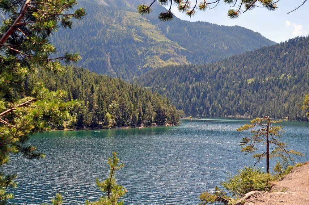 Blindsee - mooiste bergmeren van Oostenrijk