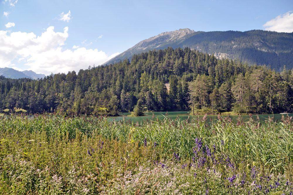 Weissensee - mooiste bergmeren van Oostenrijk