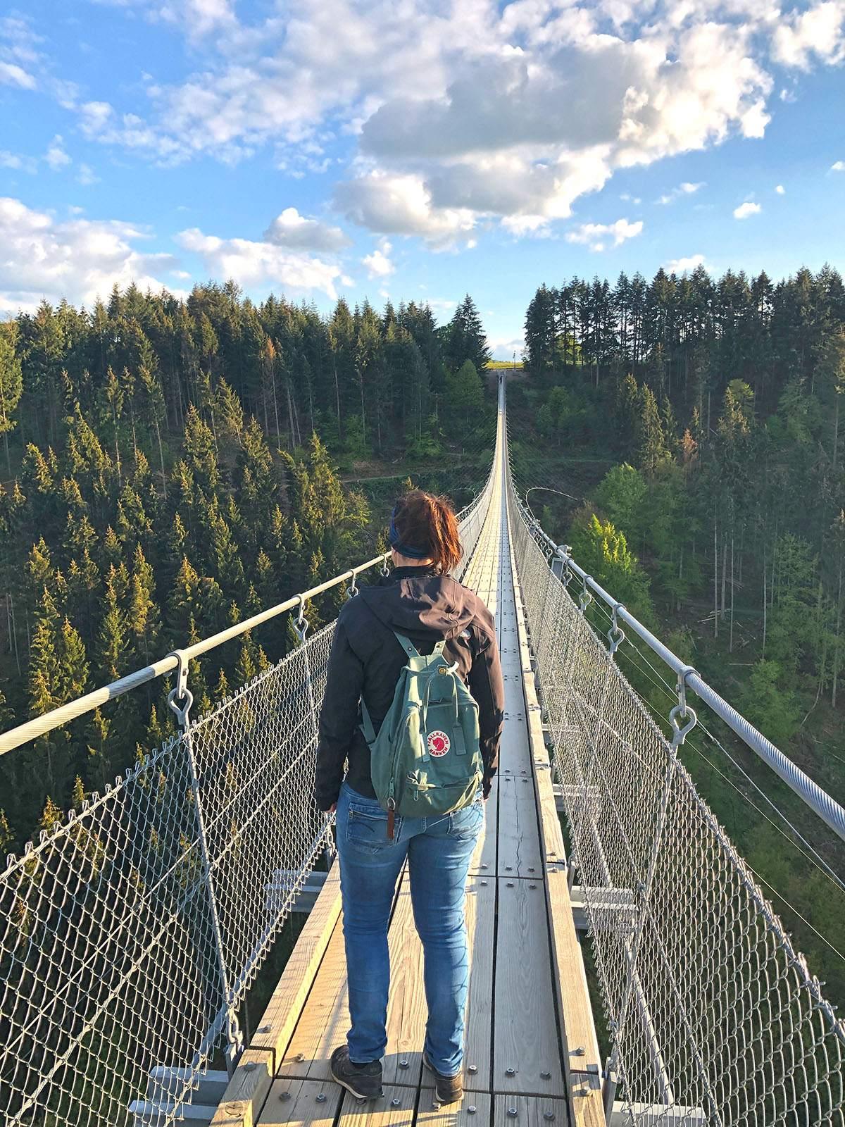 Op de Geilerlay brug