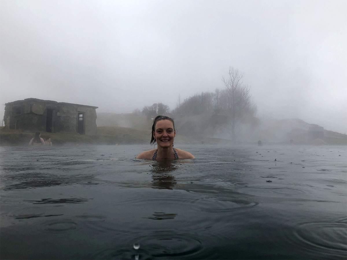 Secret Lagoon Flúðir