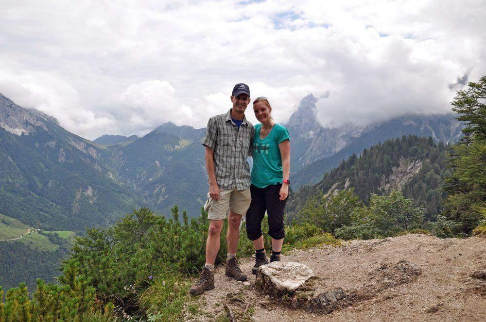 wandelen in kaisertal hiking in kaistertal huttentocht in oostenrijk voor beginners