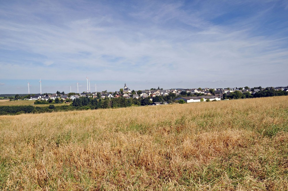 Geierlay hangbrug Duitsland Hangeseilbrucke Geierlay Morsdorf