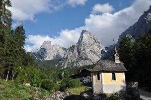 Huttentocht in Oostenrijk: het Kaisertal
