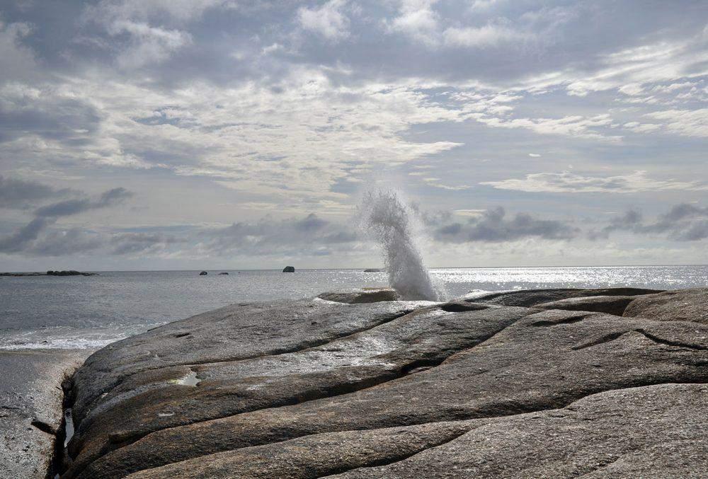 Things to do in Tasmania Bicheno Blowhole