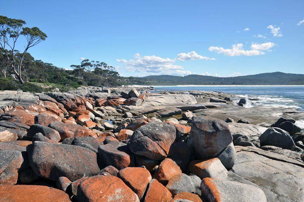 Things to do in Tasmania Binalong Bay