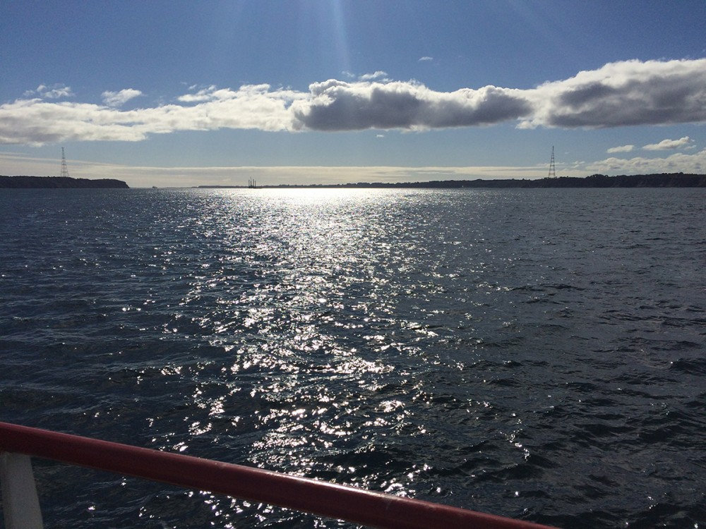 boat to chiloe