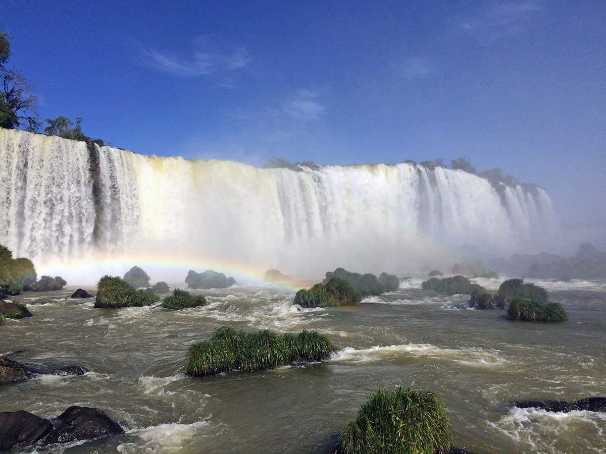 best waterfalls in the world iguazu