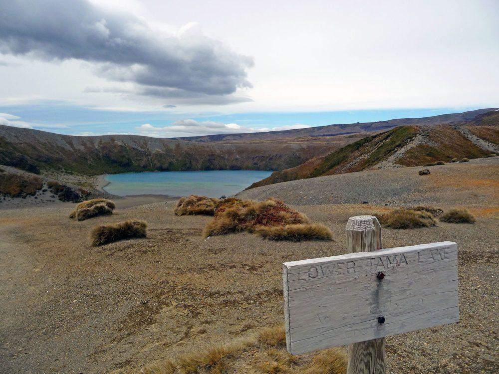 lower tama lake new zealand