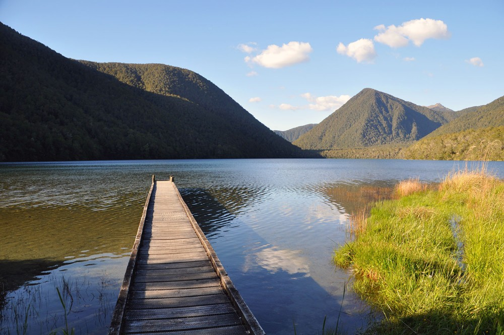 lake daniell hike new zealand