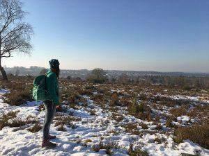 Wandelen in Salland: op naar de 1.000 km!