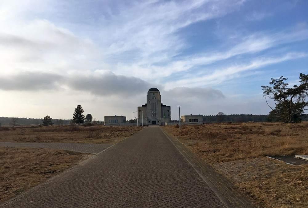 wandeling bij radio kootwijk