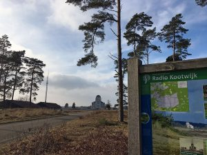 Wandelen bij Radio Kootwijk op de Veluwe