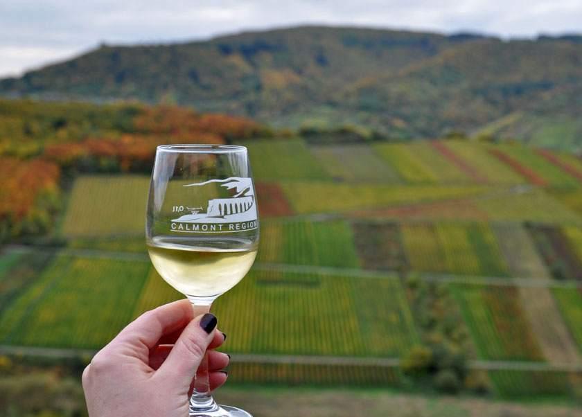 wijn proeven in de moezel